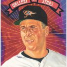 CAL RIPKEN JR 1993 Donruss Gallery Of Stars INSERT Card #GS-11 BALTIMORE ORIOLES FREE SHIPPING