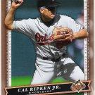 CAL RIPKEN JR 2005 Upper Deck Classics Card #17 BALTIMORE ORIOLES Baseball FREE SHIPPING 17
