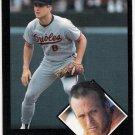 CAL RIPKEN JR 1992 Fleer All Stars INSERT Card #20 BALTIMORE ORIOLES Baseball FREE SHIPPING 20