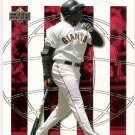 BARRY BONDS 2002 Upper Deck Heroes Future SHORT PRINT Card #151 SAN FRANCISCO GIANTS FREE SHIPPING