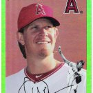 JERED WEAVER 2012 Topps Archives GOLD FOIL Insert Card #3 LOS ANGELES ANAHEIM ANGELS FREE SHIPPING 3