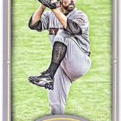 R.A. DICKEY 2012 Topps Gypsy Queen MINI INSERT Parallel Card #223 NEW YORK METS FREE SHIPPING