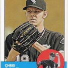 CHRIS SALE 2012 Topps Heritage Card #35 CHICAGO WHITE SOX Baseball FREE SHIPPING 35