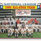 NATIONAL LEAGUE ALL STAR TEAM 1986 Topps Glossy All Stars Card #22 Baseball FREE SHIPPING 22