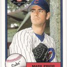 MARK PRIOR 2001 Fleer Platinum Short Print ROOKIE Card #529 CHICAGO CUBS Baseball FREE SHIPPING