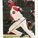 BARRY LARKIN 2003 Fleer Double Header Card #11 CINCINNATI REDS Baseball FREE SHIPPING 11