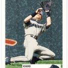 ICHIRO SUZUKI 2003 Fleer Double Header Card #51 SEATTLE MARINERS Baseball FREE SHIPPING 51
