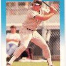 JOHN KRUK 1987 Fleer ROOKIE Card #420 SAN DIEGO PADRES Baseball FREE SHIPPING RC 420