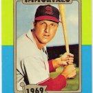 STAN MUSIAL 1980-87 SSPC HOF Baseball Immortals Card #114 ST LOUIS CARDINALS Baseball FREE SHIPPING