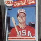 MARK MCGWIRE 1989 Topps Doubleheader Card #12 OAKLAND A'S 1985 Rookie Mint In Case FREE SHIPPING