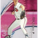 GREG MADDUX 2002 Fleer E-X Card #75 ATLANTA BRAVES Baseball FREE SHIPPING 75
