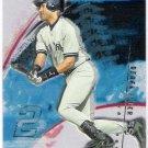 DEREK JETER 2002 Fleer E-X Card #51 NEW YORK YANKEES Baseball FREE SHIPPING 51
