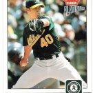 RICH HARDEN 2004 Fleer Platinum SHORT PRINT Card #151 OAKLAND A's Baseball FREE SHIPPING 151