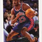 GRANT HILL 1994-95 Fleer Exchange ROOKIE Card #3 DETROIT PISTONS Basketball FREE SHIPPING 3