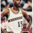 LATRELL SPREWELL 1992-93 Topps Stadium Club ROOKIE Card #320 GOLDEN STATE WARRIORS FREE SHIPPING