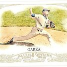 MATT GARZA 2012 Topps Allen & Ginter SHORT PRINT Card #347 CHICAGO CUBS Baseball FREE SHIPPING 347