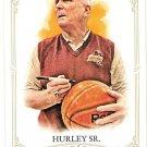 BOB  HURLEY SR 2012 Topps Allen & Ginter Card #154 Basketball Coach FREE SHIPPING Baseball A&G 154