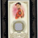 MATT CAIN 2012 Topps Allen & Ginter Relics GAME USED Jersey Card #AGR-MCN San Francisco Giants Worn