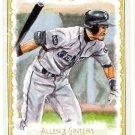 ICHIRO SUZUKI 2012 Topps Allen & Ginter Baseball Highlight Sketches INSERT Card BH3 SEATTLE MARINERS