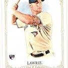 BRETT LAWRIE 2012 Topps Allen & Ginter ROOKIE Card #122 TORONTO BLUE JAYS Baseball FREE SHIPPING 122