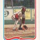 MIKE SCHMIDT 1985 Fleer Star Sticker Card #75 PHILADELPHIA PHILLIES Baseball FREE SHIPPING
