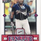 TONY GWYNN 2002 Donruss Fan Club Favorites Card #279 SAN DIEGO PADRES Baseball FREE SHIPPING