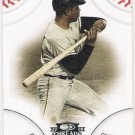 WILLIE MAYS 2008 Donruss Threads Baseball Card #42 San Francisco Giants FREE SHIPPING