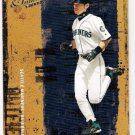ICHIRO SUZUKI 2005 Donruss Leather & Lumber Card #49 SEATTLE MARINERS Baseball FREE SHIPPING