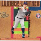 MARK PRIOR 2005 Donruss Leather & Lumber INSERT Card #LL-16 CHICAGO CUBS #'d 757/2000 Baseball