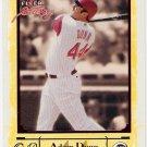 ADAM DUNN 2004 Fleer Sweet Sigs Card #39 CINCINNATI REDS Baseball FREE SHIPPING