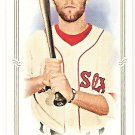 DUSTIN PEDROIA 2012 Topps Allen & Ginter Mini INSERT Card #10 BOSTON RED SOX Baseball FREE SHIPPING