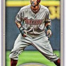 CHRIS YOUNG 2012 Topps Gypsy Queen Mini INSERT Card #335 ARIZONA DIAMONDBACKS Baseball FREE SHIPPING