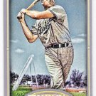 DUKE SNIDER 2012 Topps Gypsy Queen Mini INSERT Card #233 BROOKLYN LOS ANGELES DODGERS FREE SHIPPING