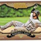 ANDREW MCCUTCHEN 2012 Topps Gypsy Queen Sliding Stars INSERT Card #SS-AM PITTSBURGH PIRATES Baseball