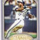 DAVE WINFIELD 2012 Topps Gypsy Queen Card #259 TORONTO BLUE JAYS Baseball FREE SHIPPING