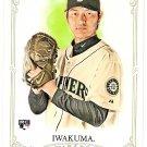 HISASHI IWAKUMA 2012 Topps Allen & Ginter ROOKIE Card #53 SEATTLE MARINERS Baseball FREE SHIPPING