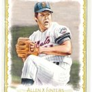 TOM SEAVER 2012 Topps Allen & Ginter Baseball Sketches INSERT Card #BH2 NEW YORK METS FREE SHIPPING