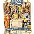 SIGNING OF THE MAGNA CARTA 2012 Topps Allen & Ginter Historical Turning Points INSERT Card #HTP11