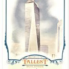 1 WORLD TRADE CENTER 2012 Topps Allen & Ginter World's Talllest Buildings INSERT Card #WTB5 Baseball