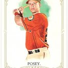 BUSTER POSEY 2012 Topps Allen & Ginter Card #47 SAN FRANCISCO GIANTS Baseball FREE SHIPPING And A&G