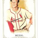 STAN MUSIAL 2012 Topps Allen & Ginter Card #88 ST LOUIS CARDINALS Baseball FREE SHIPPING And A&G 88