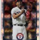 NEFTALI FELIZ 2012 Bowman Chrome X-FRACTOR Insert Card #73 TEXAS RANGERS Baseball FREE SHIPPING