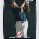 RAVEL SANTANA 2012 Bowman CHROME Prospects 1st ROOKIE Card #BCP121 NEW YORK YANKEES FREE SHIPPING