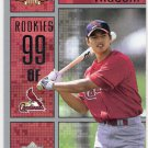 SO TAGUCHI 2002 Upper Deck Ballpark Idols ROOKIE Card #208 ST LOUIS CARDINALS #'d 1256/1750 Baseball