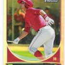KALEB COWART 2013 Bowman Chrome Cream of the Crop Mini Refractors INSERT Card #CC-A1 Anaheim Angels
