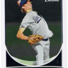 SAM SELMAN 2013 Bowman CHROME Prospects ROOKIE Card #BCP110 KANSAS CITY ROYALS FREE SHIPPING BCP110