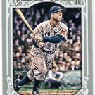 LOU GEHRIG 2013 Topps Gypsy Queen Card #83 NEW YORK YANKEES Baseball FREE SHIPPING