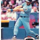 GEORGE BRETT 1992 Topps Stadium Club Card #150 KANSAS CITY ROYALS Baseball FREE SHIPPING 150 HOF