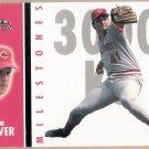 TOM SEAVER 2003 Fleer Tradition Milestones INSERT Baseball Card #6MS CINCINNATI REDS Free Shipping 6