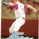 RYAN WAGNER 2004 Fleer Ultra Gold Medallion INSERT Baseball Card #203 CINCINNATI REDS Free Shipping